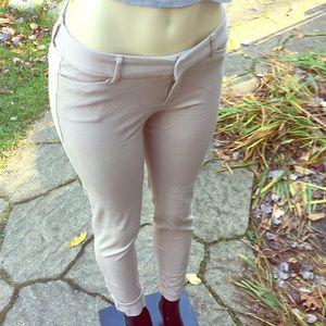 4 reg stretch old navy pixie pants